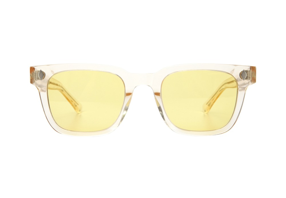 FLEX YELLOW CRYSTAL + Tinted lenses